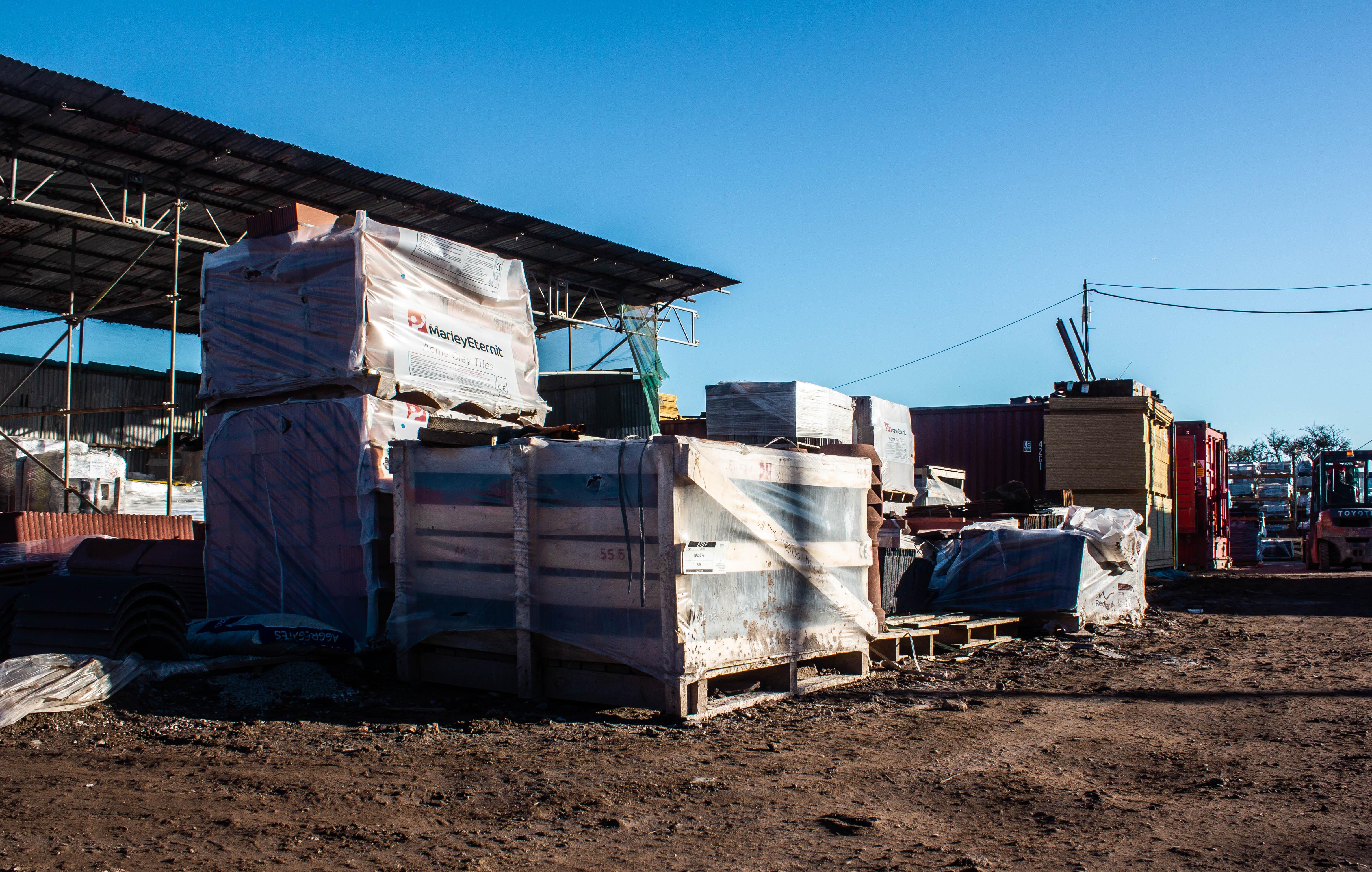 Yard 02 - Watts Roofing Supplies