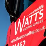 Truck - Watts Roofing Supplies