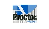 A Proctor Logo