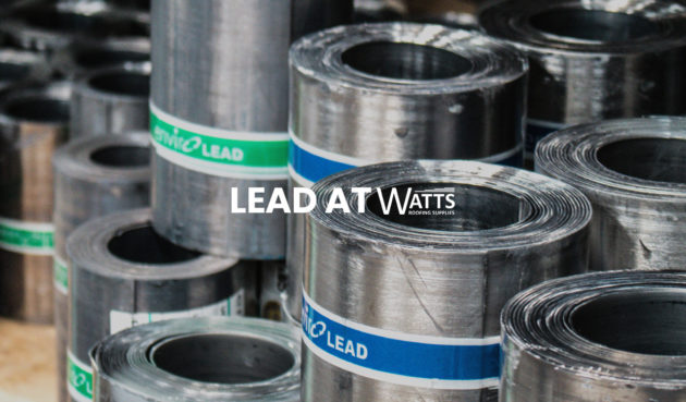 Lead at Watts Roofing Supplies